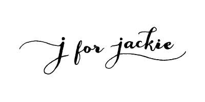 J for Jackie