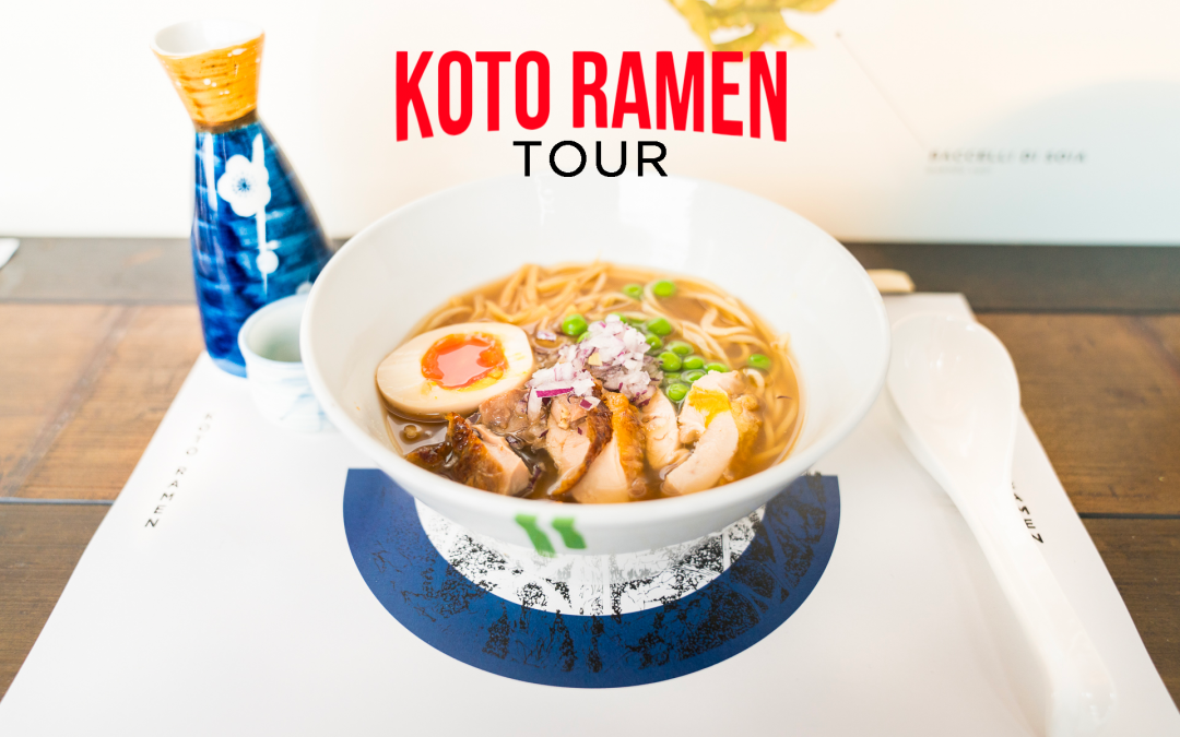 Koto Ramen in Tour